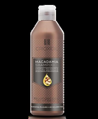 Шампунь с маслом макадамии Crioxidil