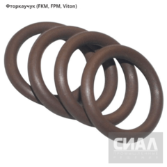 Кольцо уплотнительное круглого сечения (O-Ring) 5x2,5