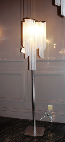 replica TERZANI STREAM 3 floor lamp