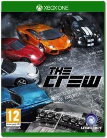 Xbox One The Crew. Специальное издание (русская версия)