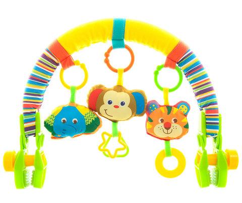 Развивающая дуга с игрушками Parkfield