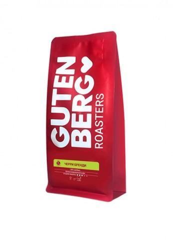 Черри бренди  Кофе в зернах ароматизированный 250 гр.