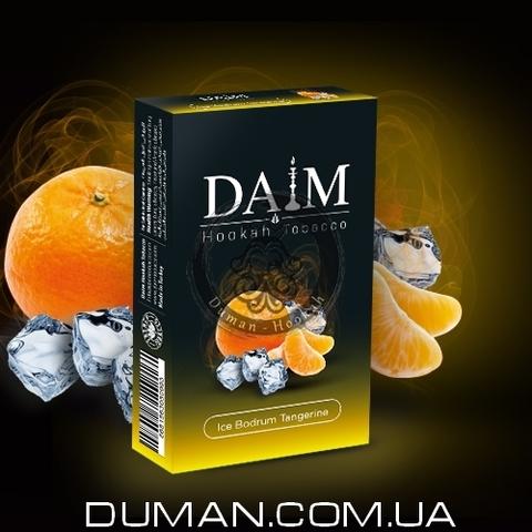 Табак Daim Ice Bodrum Tangerine (Даим Лед Мандарин)