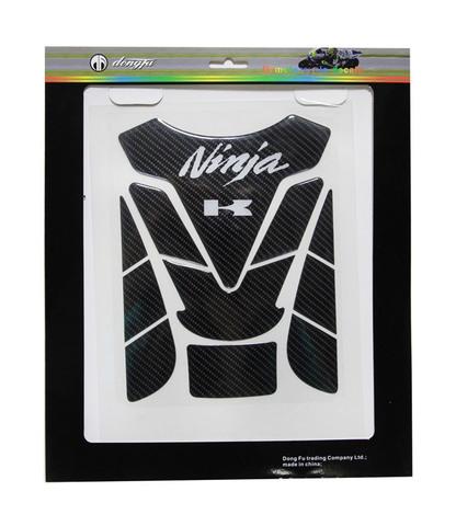 Комплект наклеек на бак Kawasaki Ninja