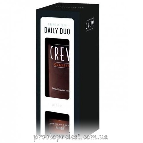 American Crew Daily Duo Gift Set - Набор подарочный