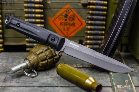 Тактический нож Alpha D2 TacWash