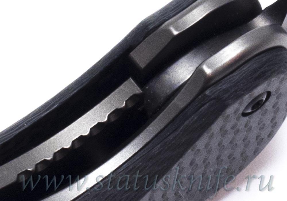 Нож Akribis Meteorite Grey ZrN-PVD Spartan Blades