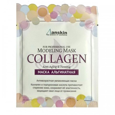 ANSKIN MODELING MASK COLLAGEN