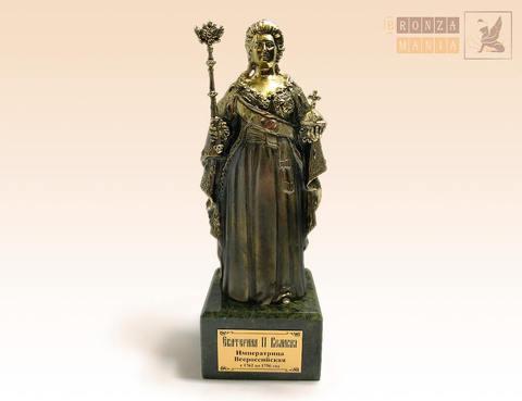 статуэтка Екатерина Великая