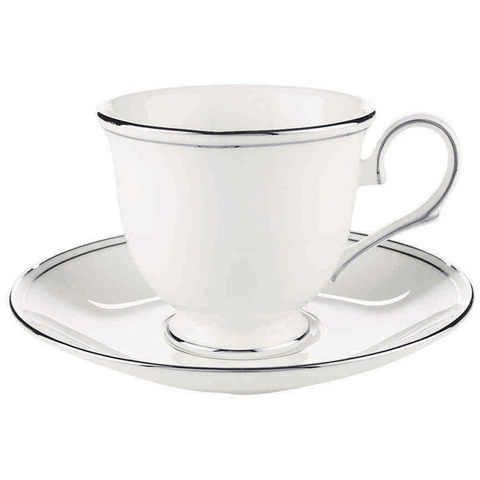Чашка чайная с блюдцем 180мл