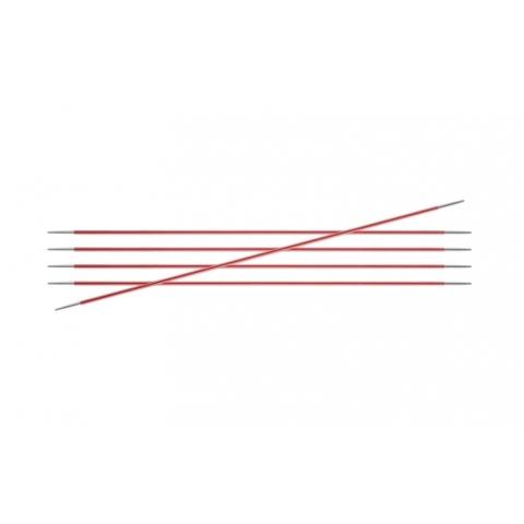 Спицы KnitPro Zing чулочные 2,0 мм/20 см 47031