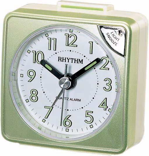 Часы-будильник Rhythm CRE211NR05