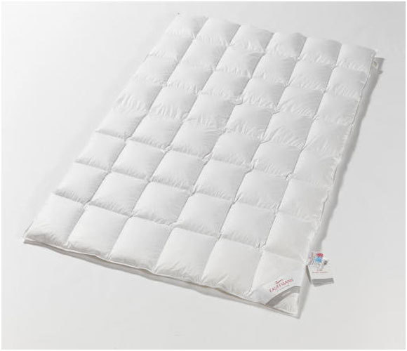 Одеяло пуховое легкое 135х200 Kauffmann Naturpur