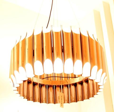 replica GALLIANO chandelier  by Delightfull