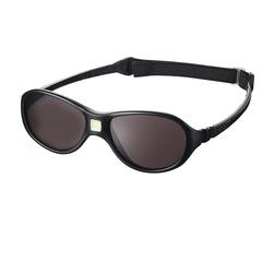 Очки солнцезащитные детские Ki ET LA Jokaki 1-2,5 лет. Black (черный)