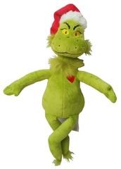 Как Гринч украл Рождество мягкая игрушка Гринч
