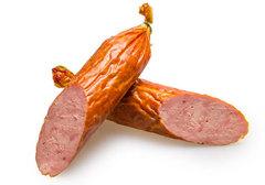 Колбаса из индейки
