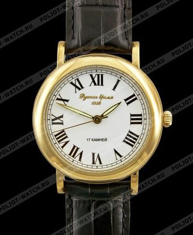 """Купить Наручные часы Полет """"Русское время"""" 6046121 по доступной цене"""