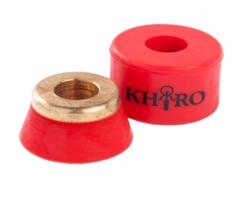 Бушинги Khiro KBGC-3 combo gold 90а (красный)
