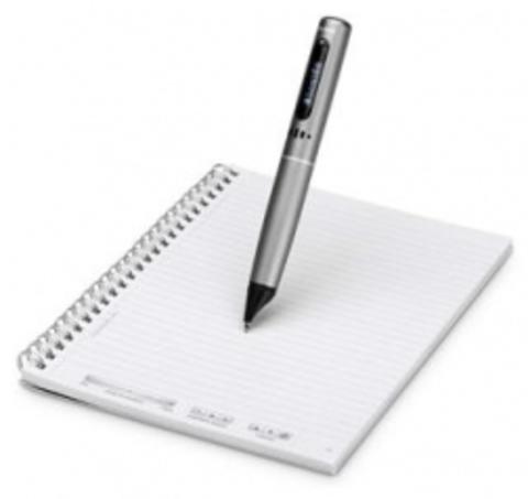 Цифровая ручка Livescribe Pulse 2GB Smartpen