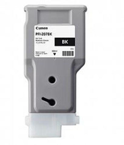 Картридж Canon PFI-207BK black (черный) для imagePROGRAF 680/685/780/785