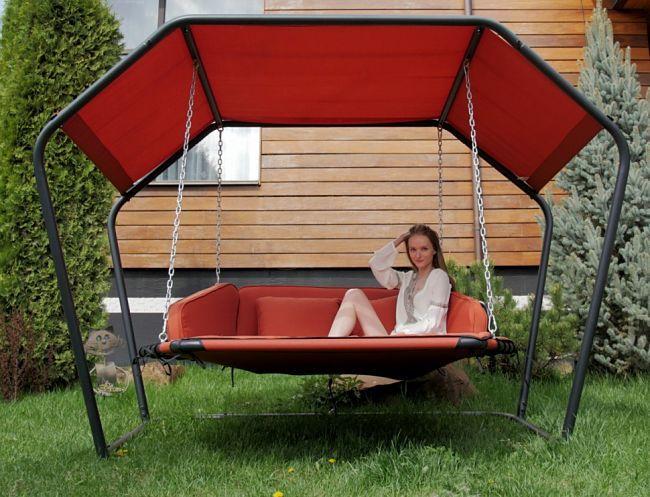 Подвесные кресла в Иваново Подвесной гамак качели Diamond Orange Diamond_Orange7_opt.jpg