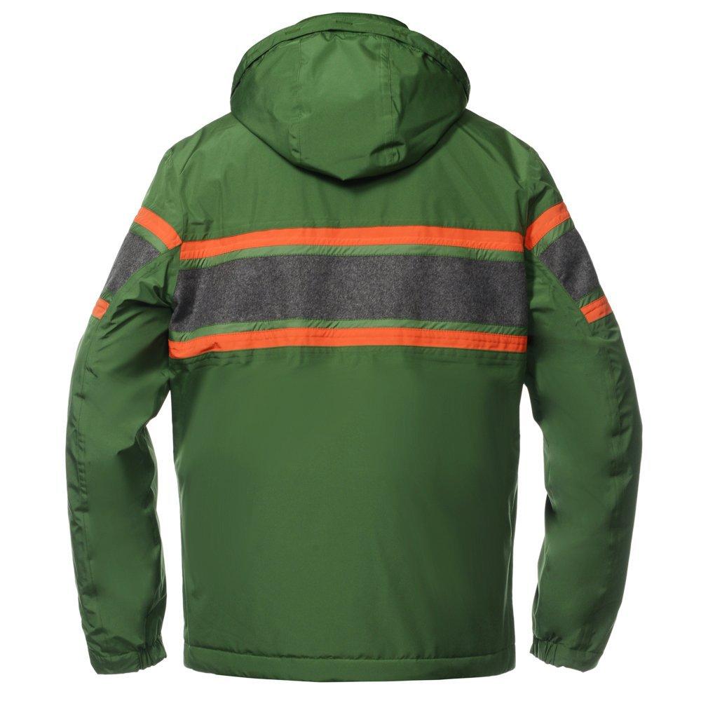 Мужской горнолыжный костюм Almrausch Staad-Hochbruck 320103-321300 зеленый фото