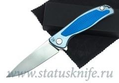 Нож Широгоров Флиппер 95 M390 накладка G10 анодирование
