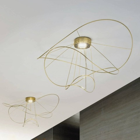 Потолочный светильник Axo Light Hoops