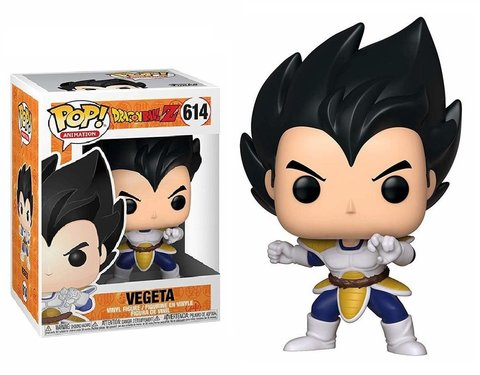 Vegeta Dragon Ball Z Funko Pop! Vinyl Figure