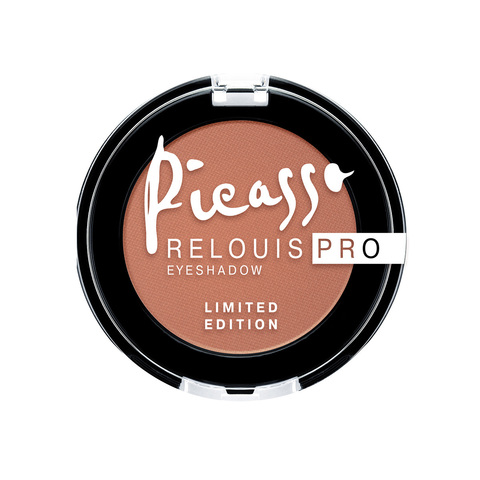 Relouis Relouis pro Тени для век Picasso Limited Edition тон 03 Baked Clay