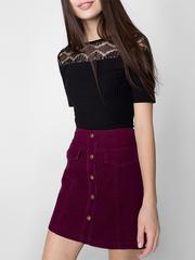 GKT006310 блузка женская, черная