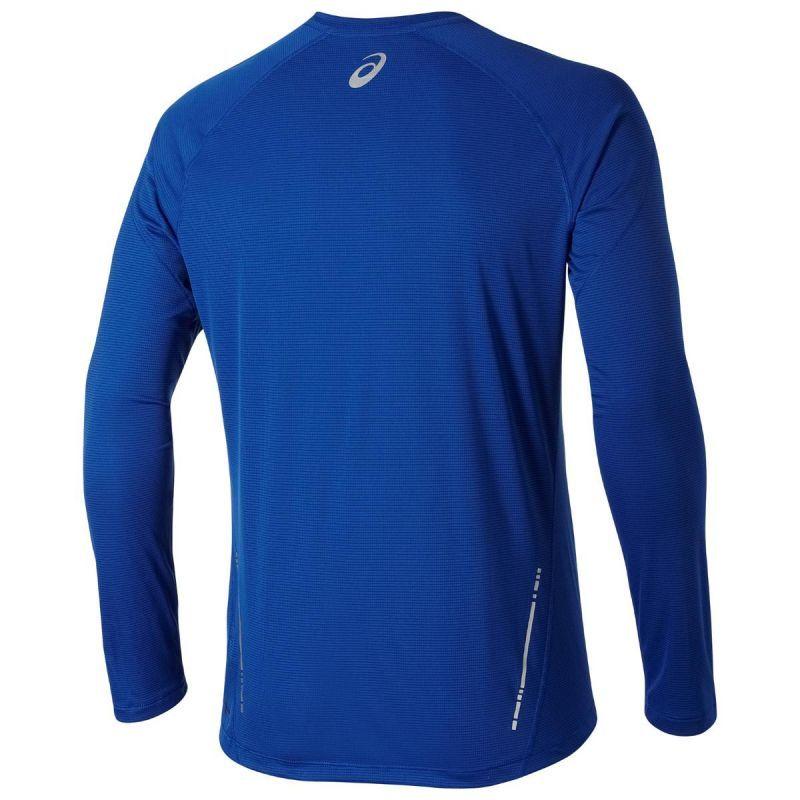 Мужская беговая рубашка асикс LS Crew (114510 8107)