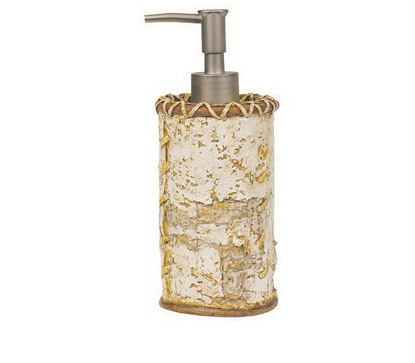 Дозаторы для мыла Дозатор для жидкого мыла Blonder Home Birch Bark by Woolrich dozator-dlya-zhidkogo-myla-blonder-home-birch-bark-by-woolrich-ssha.jpg