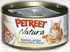 PETREET Natura with Chicken & Tuna