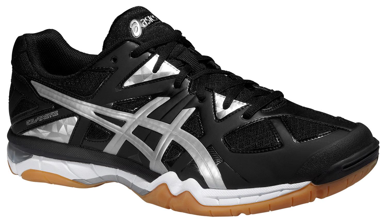 Мужские волейбольные кроссовки Asics Gel-Tactic (B504N 9099) черный