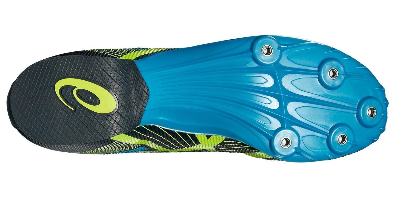 Шиповки для легкой атлетики на средние дистанции Asics Hyper MD 6 (G502Y 6307) синие фото