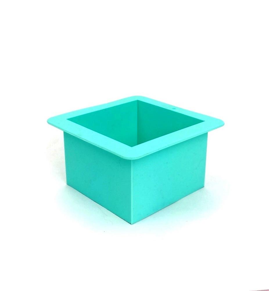 Куб, форма силиконовая под нарезку