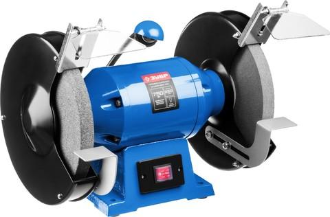ЗУБР индустриальный заточной станок, d250 мм