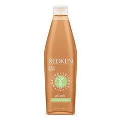 Redken Nature +Science All Soft Shampoo - Шампунь для увлажнения волос
