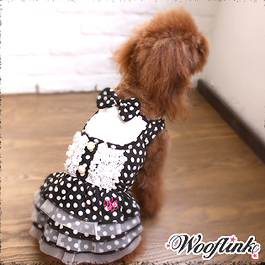 060 W - Платье для собак