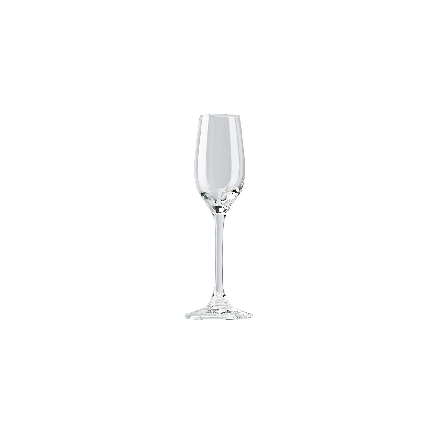Рюмка для шнапса, водки Divino 60 мл, высота 16 см (Хрусталь и стекло Rosenthal)