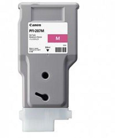Картридж Canon PFI-207M magenta (пурпурный) для imagePROGRAF 680/685/780/785