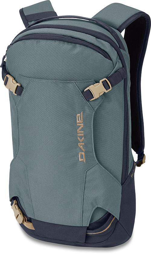 Рюкзаки до 15 дюймов Рюкзак Dakine HELI PACK 12L DARK SLATE HELIPACK12L-DARKSLATE-610934314601_10001470_darkslate-02M_MAIN.jpg