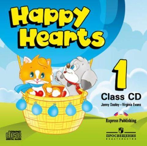 happy hearts 1 class cd