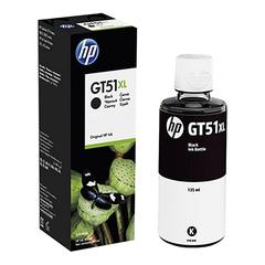 Чернила HP GT51 черные 135 мл. 6000 стр. (X4E40AE)