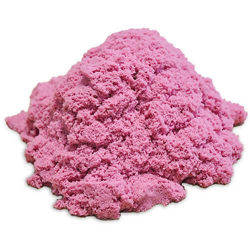 Кинетический песок. Розовый