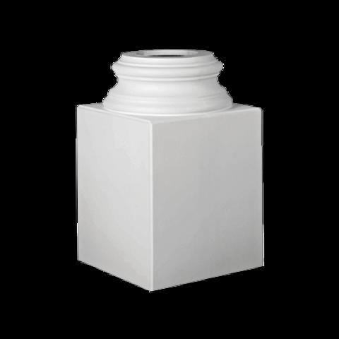 База (колонна) Европласт из полиуретана 1.13.100, интернет магазин Волео
