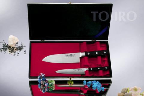 Набор из 2 кухонных ножей Tojiro Western Knife (DP-GIFTSET-C)
