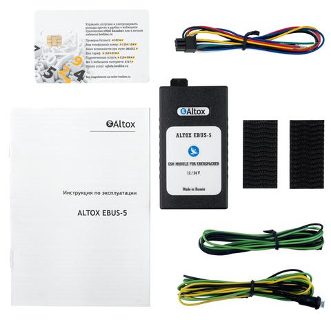 GSM модуль Altox EBUS-5 6